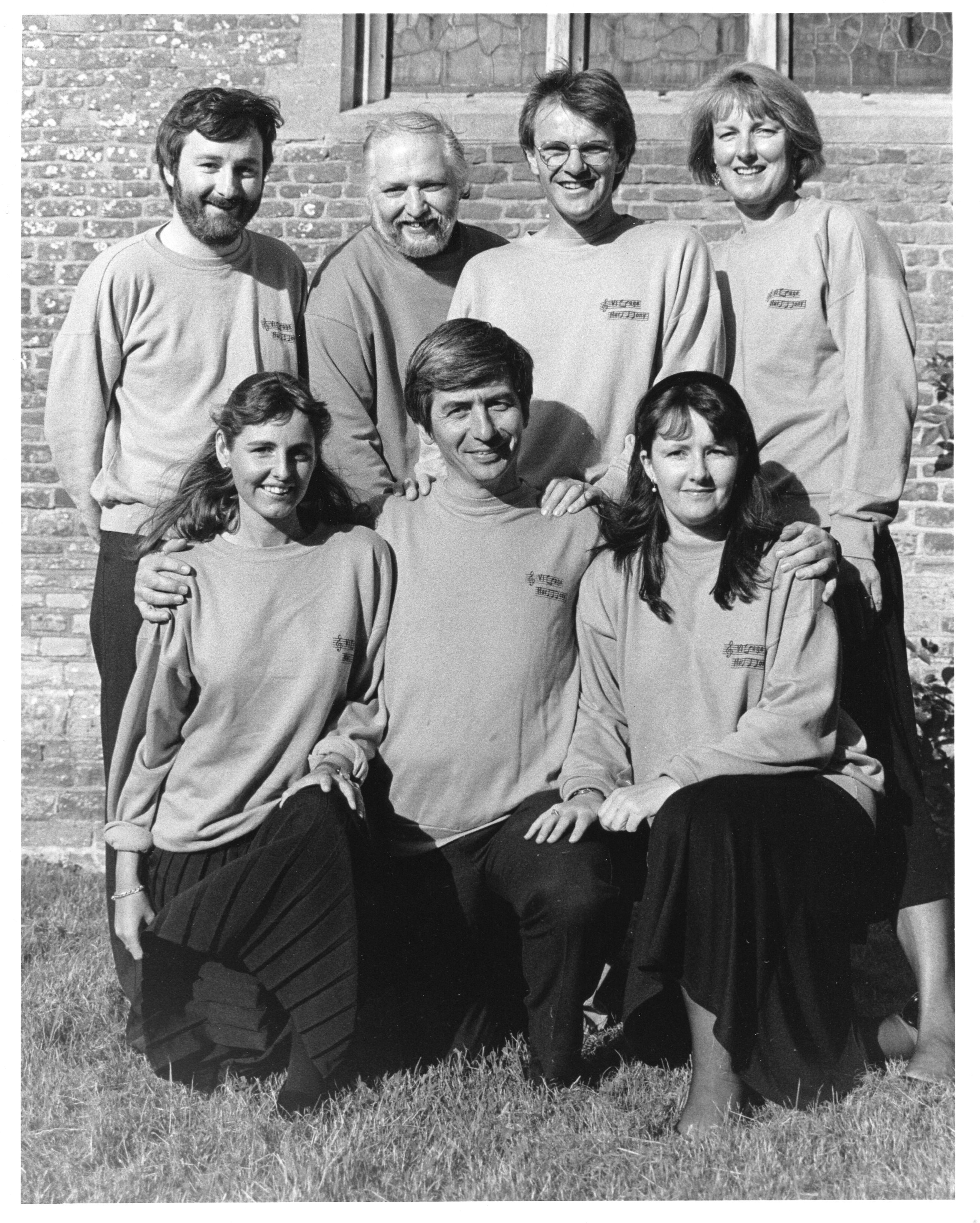 Village Harmony, early 1990s