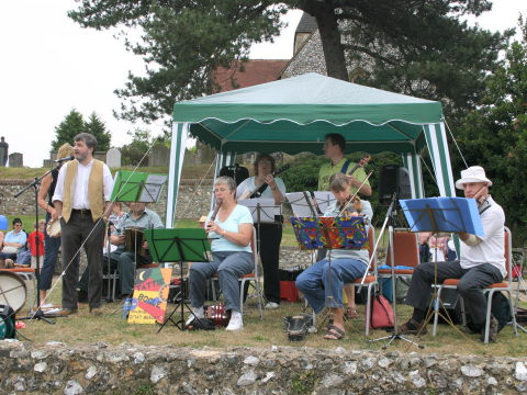 Village Folk in 2005